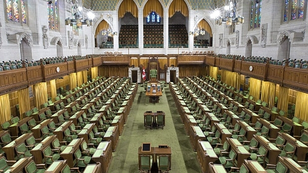 I am not represented in Canada's Parliament . . .