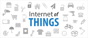 The Internet of Things is here . . .