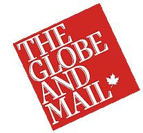 The Globe and Mail isn't happy . . .