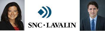 Jody Wilson-RayBould andSNC-Lavalin