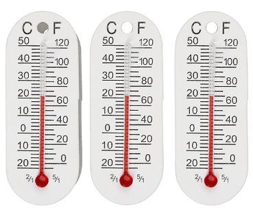 Temperature Differences . ..
