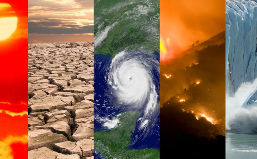 Extreme Weather and GlobalWarming