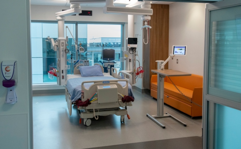 Covid-19 and Ontario's ICUs
